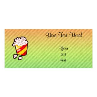 Popcorn Rack Card