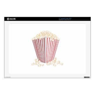 """Popcorn Skin For 17"""" Laptop"""