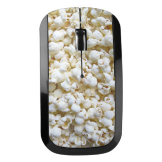 Popcorn Texture Photography design Wireless Mouse