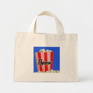 Popcorn Time Mini Tote Bag