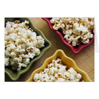 Popcorn Variety Card