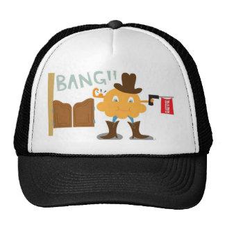 popcorncowboy trucker hat