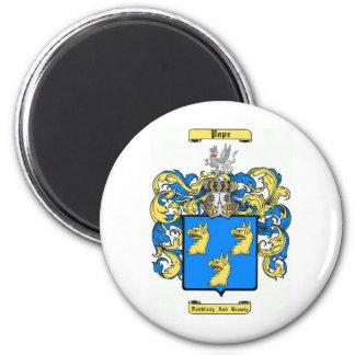 Pope 2 Inch Round Magnet