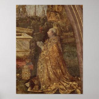 Pope Alexander VI, 1492 Poster