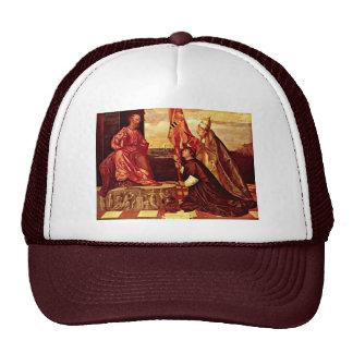 Pope Alexander Vi.Empfielt Jacopo Pesaro To St. Pe Hat
