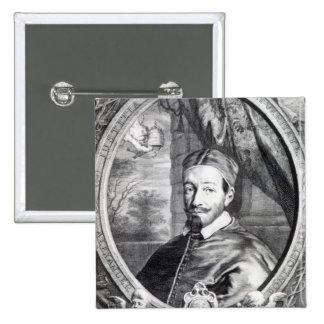 Pope Alexander VII Button