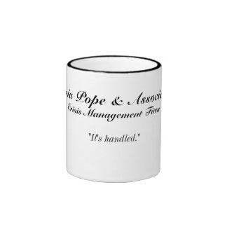 Pope and Associates Mug