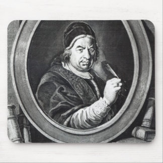Pope Benedict XIV Mouse Pad