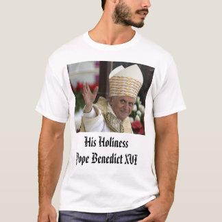 Pope Benedict XVI, His HolinessPope Benedict XVI T-Shirt