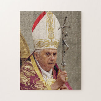 Pope Benedict XVI Jigsaw Puzzle
