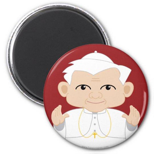 Pope Benedict XVI Magnet