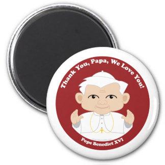 Pope Benedict XVI Fridge Magnets
