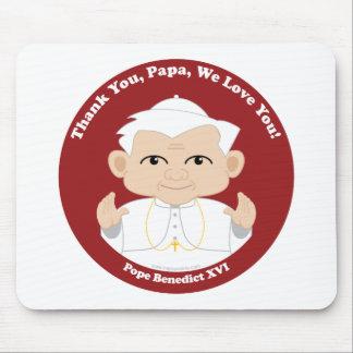 Pope Benedict XVI Mouse Pad