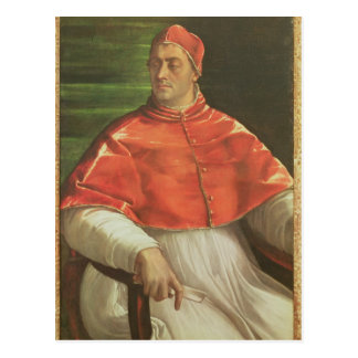 Pope Clement VII  c.1526 Postcard