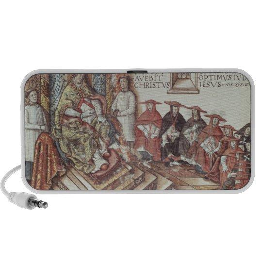 Pope Clement VII Mini Speaker
