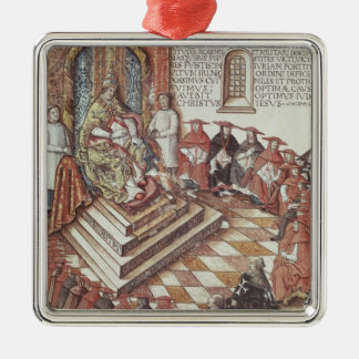 Pope Clement VII Christmas Ornaments