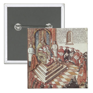 Pope Clement VII Pinback Button