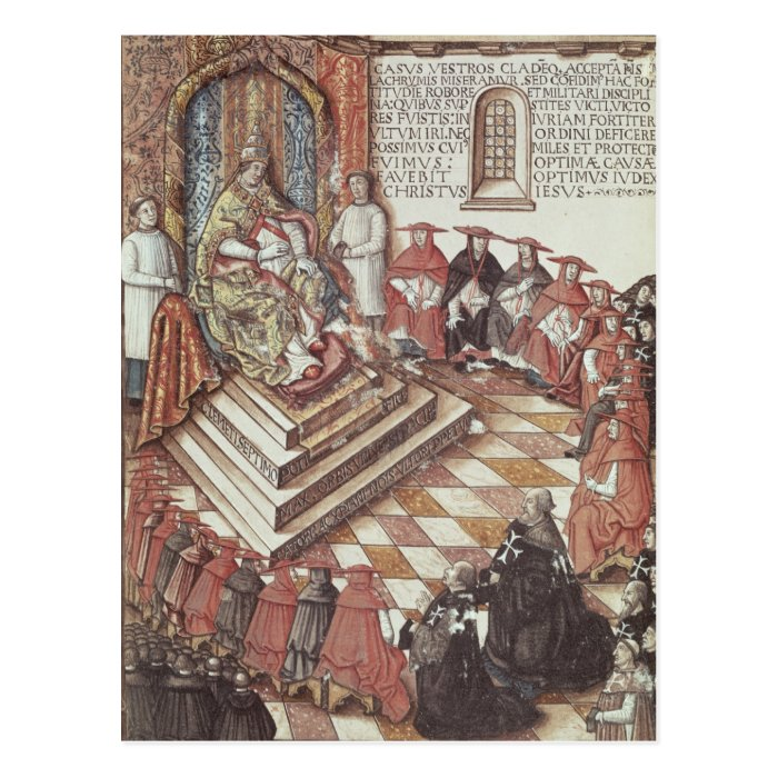 Pope Clement VII Postcard