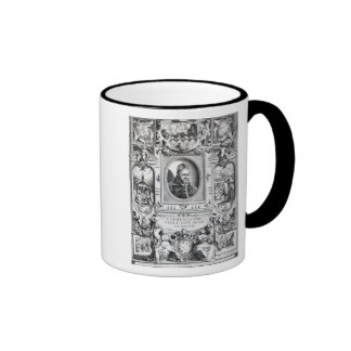 Pope Clement VIII, surrounded Coffee Mugs