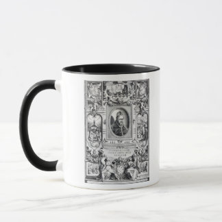 Pope Clement VIII, surrounded Mug