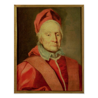 Pope Clement XI Poster