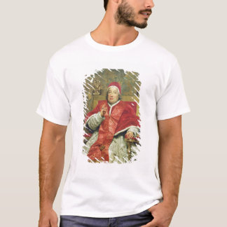 Pope Clement XIII (1693-1769) (oil on canvas) T-Shirt