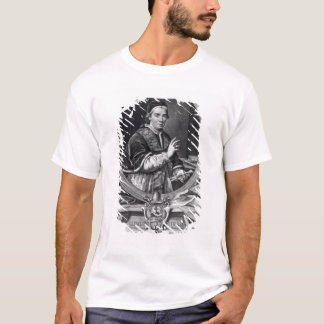 Pope Clement XIV, engraved by Domencio Cunego T-Shirt