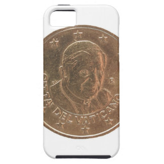 Pope coin iPhone SE/5/5s case