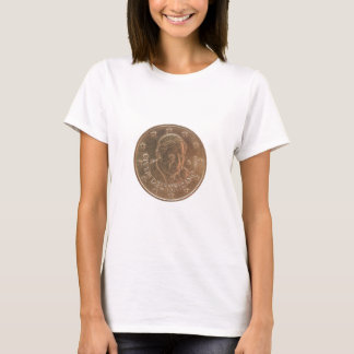 Pope coin T-Shirt