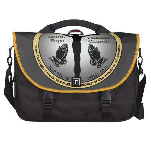 Pope Francis Bag For Laptop