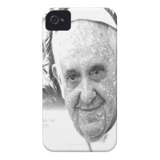 pope_francis_by_rafael_salazar_2015.jpg iPhone 4 cover