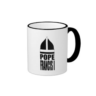 Pope Francis I Mugs