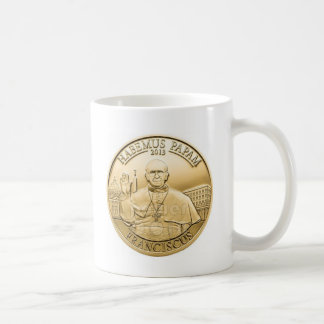 POPE FRANCIS I COFFEE MUG