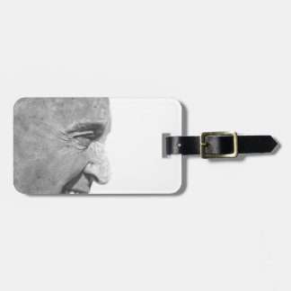 Pope Francis Tag For Luggage