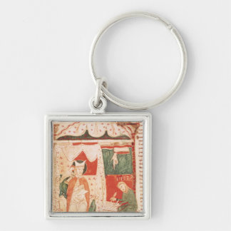 Pope Gregory I the Great Keychain