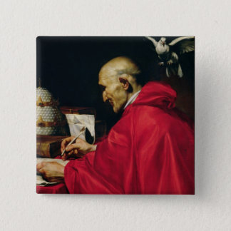 Pope Gregory the Great Button