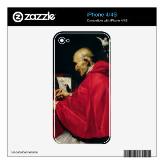 Pope Gregory the Great Decal For The iPhone 4S