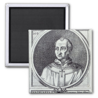 Pope Hadrian II Magnet