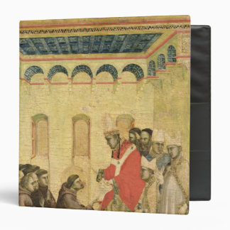 Pope Innocent III 3 Ring Binder