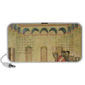Pope Innocent III Portable Speaker