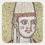 Pope Innocent III Square Sticker