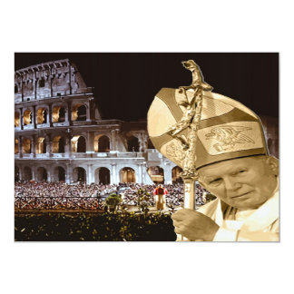 Pope John Paul II Blessing Notecards
