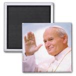 Pope John Paul II Fridge Magnets