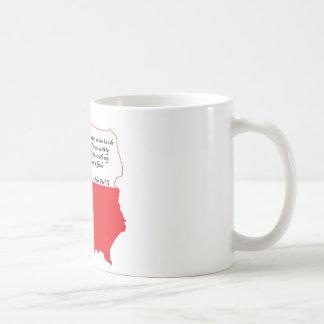 Pope John Paul II Quote Coffee Mug