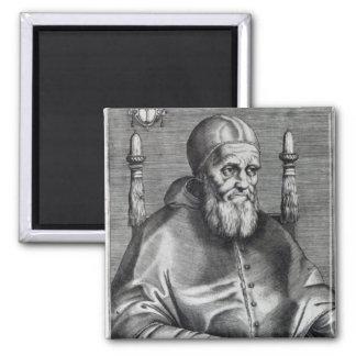 Pope Julius II Refrigerator Magnet