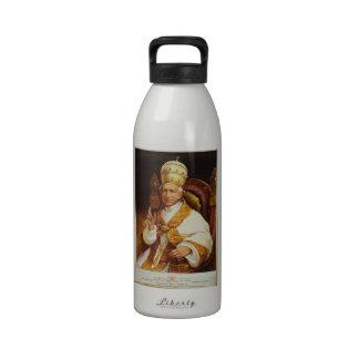Pope Leo XIII Vincenzo Gioacchino Luigi Pecci Drinking Bottles