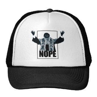 Pope Nope Trucker Hat