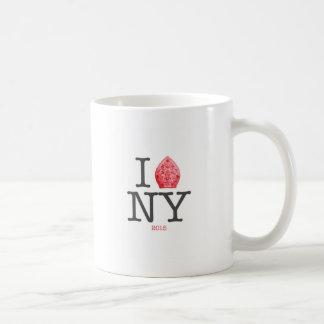 POPE NYC 2015 CLASSIC WHITE COFFEE MUG