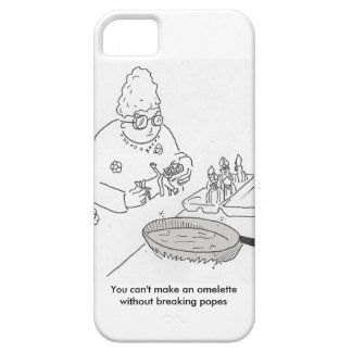Pope Omelette iPhone Cover