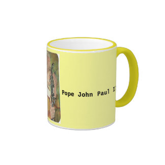 Pope Paul Be Not Afraid  Mug